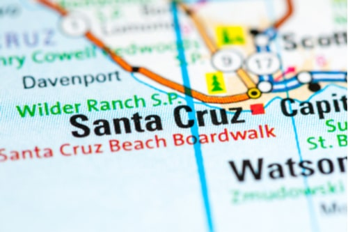 Santa Cruz, California Title Loans Near Me